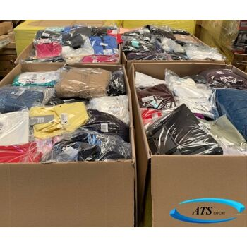 Kleidung/ Textilien Mixpaletten Textilienmix für Herren & Damen - Restposten NEU