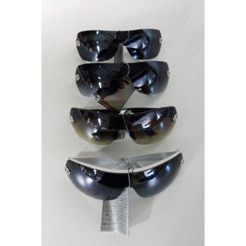 4-farbige 'Si Sunglasses' Damensonnenbrille - H2811