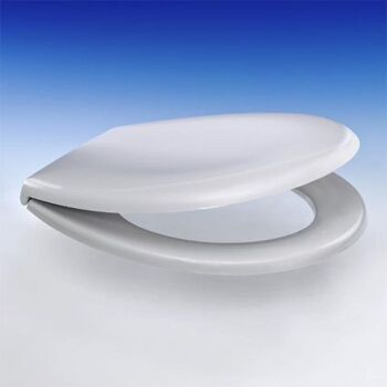 Hochwertige Marken WC-Sitze mit Deckel in Weiss
