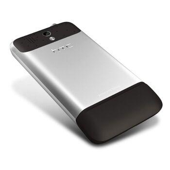 HTC Legend Smartphone Touchscreen, 5 MP Kamera, HSPA, Aluminium Gehäuse, Android silber