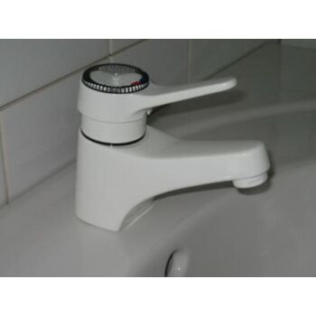 ROKAL HANSA brand washbasin faucets white