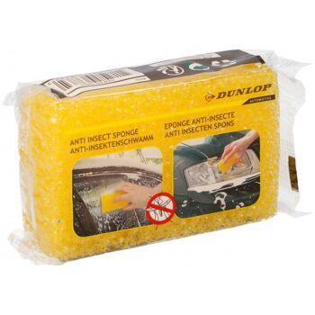 28-068732, Insektenschwamm gelb,von Dunlop, Schwamm zum Entfernen von Insekten auf Autoscheiben