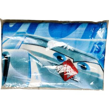 28-117284, Disney Cars Badetuch, Strandtuch, 70 x 140 cm++++++