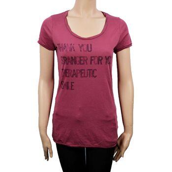 Wrangler Damen T-Shirt T-Shirts Damen Shirt Shirts 29081502