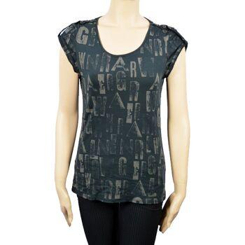 Wrangler Damen T-Shirt T-Shirts Damen Shirts T-Shirts 28081506