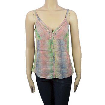 Wrangler Damen Top Shirt T-shirts Damen Tops Shirts 30081508