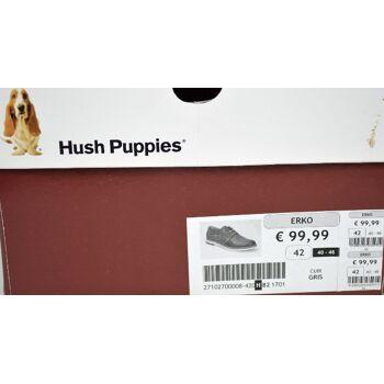 Hush Puppies Erko Herren Leder Schuhe Herren Schuhe Halbschuhe 43101700