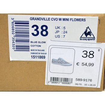 Le Coq Sportif Grandville Mini Flowers Damen Sneaker Damen Schuhe 45011720