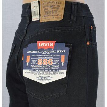 Levis 886 04.85 Jeans Hose Marken Jeanshosen Levis Jeans Hosen 4-1318