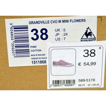 Le Coq Sportif Grandville Mini Flowers Damen Sneaker Damen Schuhe 45011723