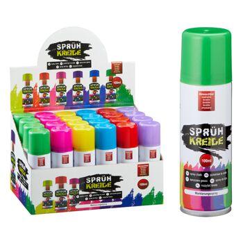 17-72070, Kreide-Spray, 100gr, Spühkreide