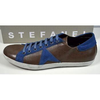 Stefanel Damen Sneaker Leder Schuhe Gr.40 Marken Damen Schuhe 18121616