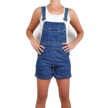 Barlow Jumpsuits - Damen Jeans Overalls 62110