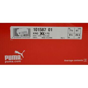 Puma King XL i FG Fußballschuhe Gr. 46,5 Sportschuhe Herren Schuhe 16041718