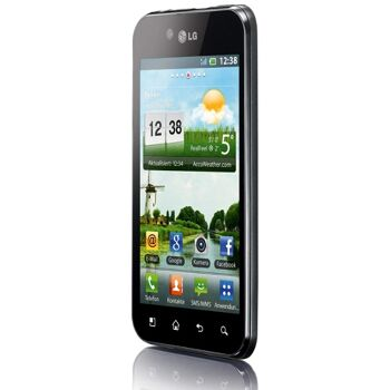LG P970 Optimus Black Smartphone ohne Simlock Android