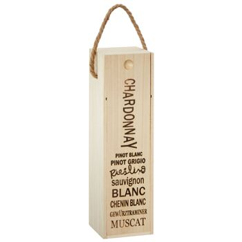 17-69890, Holz Flaschenbox