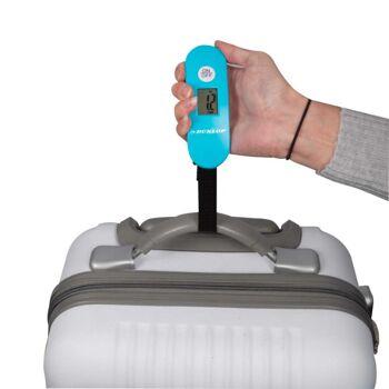 Digitale Gepäckwaage Dunlop Reise Kofferwaage