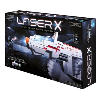 Beluga 79002 Laser X Deluxe Blaster