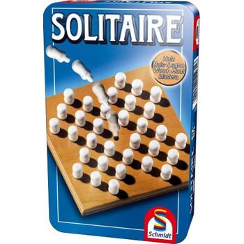 Solitaire BMM Metalldose