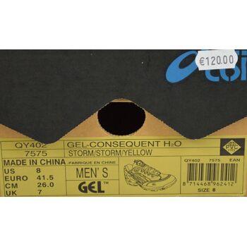 Asics Gel-Consequent H2O Laufschuhe Gr. 41,5 Sportschuhe Herren Schuhe 22051704