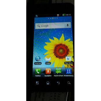 LG P970 Ohne Simlock Android 2 Update Fähig auf 4 oder Höher