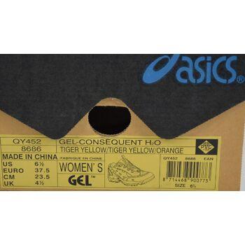 Asics Gel-Consequent H2O Laufschuhe Gr. 37,5 Sportschuhe Damen Schuhe 26051701