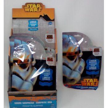 12-524544, STAR WARS Wundertüte, SURPRISE BAG, Star Wars Wundertüte Überraschung