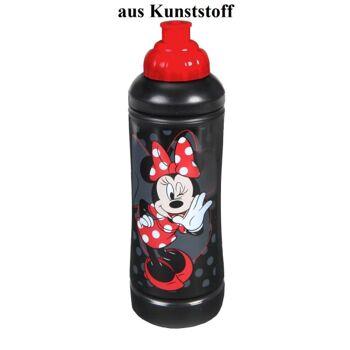 12-MIPS9910, Sportflasche Disney Minnie Mouse, 425 ml, Trinkflasche