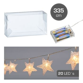 17-33876, LED Lichterkette