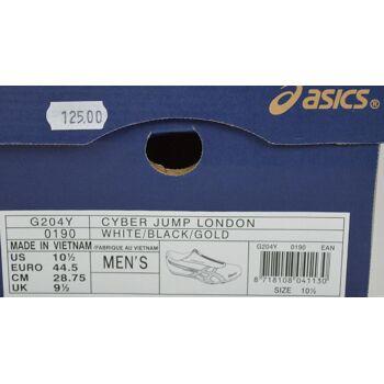 Asics Cyber Jump London Laufschuhe Gr. 44,5 Sportschuhe Herren Schuhe 47061700