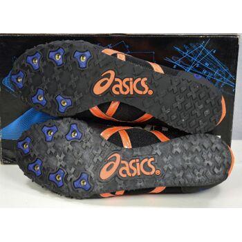 Asics Omni Trail Laufschuhe Gr. 43,5 Sportschuhe Herren Schuhe 46061700