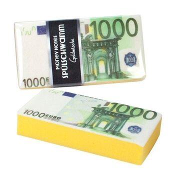 27-80453, Spülschwamm MONEY NOTES