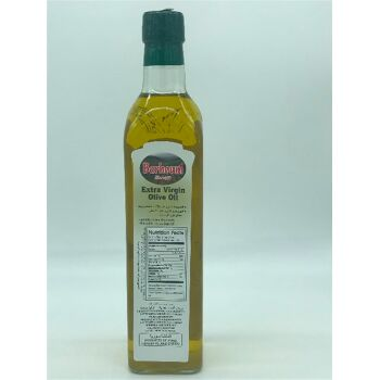 Extra Natives Olivenöl 500ml Glasflasche kaltgepresst Güteklasse1 4005156154153
