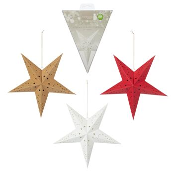 17-33975, LED Stern 60 cm