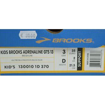 Kids Brooks Adrenaline GTS Medium D Kinder Laufschuhe Sportschuhe 46041707