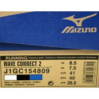Mizuno Wave Connect 2 Running Laufschuhe Gr. 41 Herren Schuhe 49041709