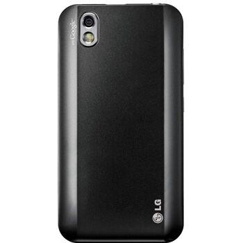 Restposten 25 Stück LG P970 Optimus Black Smartphone