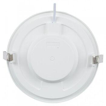 LED Unterputz Panel - 9 Watt - Rund (Kaltweiß)