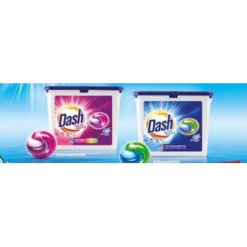 Dash Caps 20 Wäschen, 530g