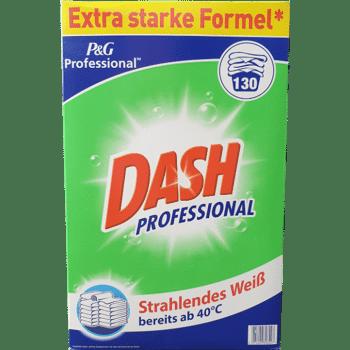Dash Professional Dash Professional-brilliant-white 8,45 kg, 130 Wäschen