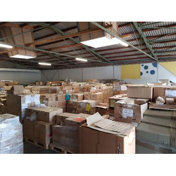 Restposten, Sonderposten, A- und B-Ware, Neuware, Discounterware, Mixpaletten, Baumarkt, Elektro, LKW, Export, Retoure, Haushalt,