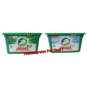 12-47789, Ariel 3in1 Pods Febreze 35WL, Palette frei Haus geliefert