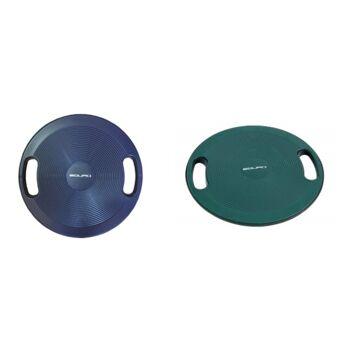Balance Board Therapiekreisel Gleichgewicht Wackelbrett Kreisel 40cm mit Griffe