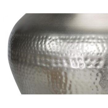 Hängeleuchte Nahla D41x56cm Metall Messing