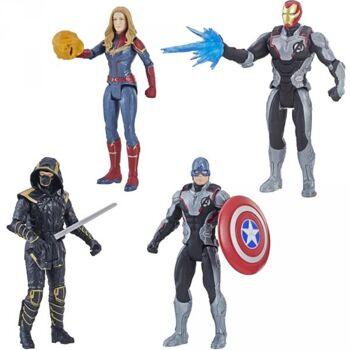 Hasbro Avengers 6IN MOVIE FIGURES AST, sortiert, 1 Stück