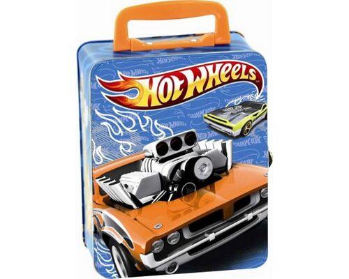 Hot Wheels Autosammlerkoffer aus Metall