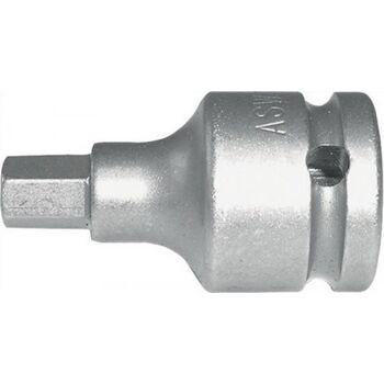Kraftschraubereinsatz SW8mm 1/2Zoll 4KT DIN3121 ASW Form G12,5