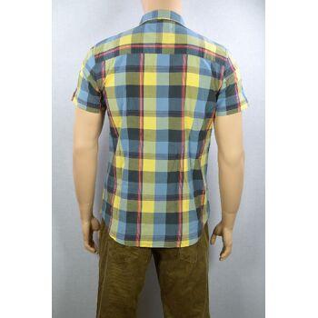 Wrangler Herren Hemd S/S Check Shirt Gr.M Herren Hemden Shirts 20101505