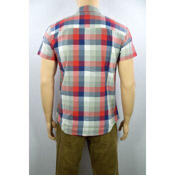 Wrangler Herren Hemd S/S Shirt Wrangler Herren Hemden Shirts 24101500