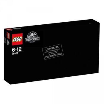 LEGO® Jurassic World? Ausbruch des Stygimoloch, 222 Teile